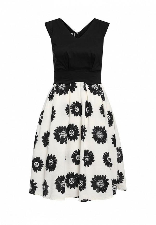 Платье-миди Brigitte Bardot BB48025