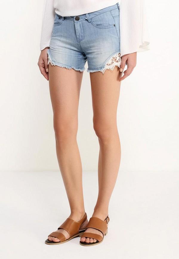 Женские джинсовые шорты Brigitte Bardot BB48114: изображение 3