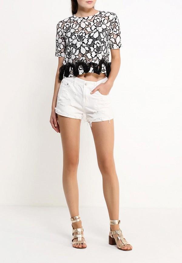 Женские джинсовые шорты Brigitte Bardot BB48122: изображение 2