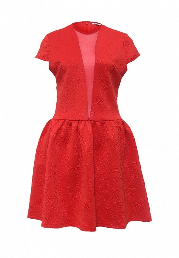 Платье Brigitte Bardot Brigitte Bardot BR831EWPNV34 brigitte bardot brigitte bardot br831ewjlh34