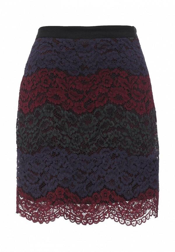 Купить женскую юбку Brigitte Bardot разноцветного цвета