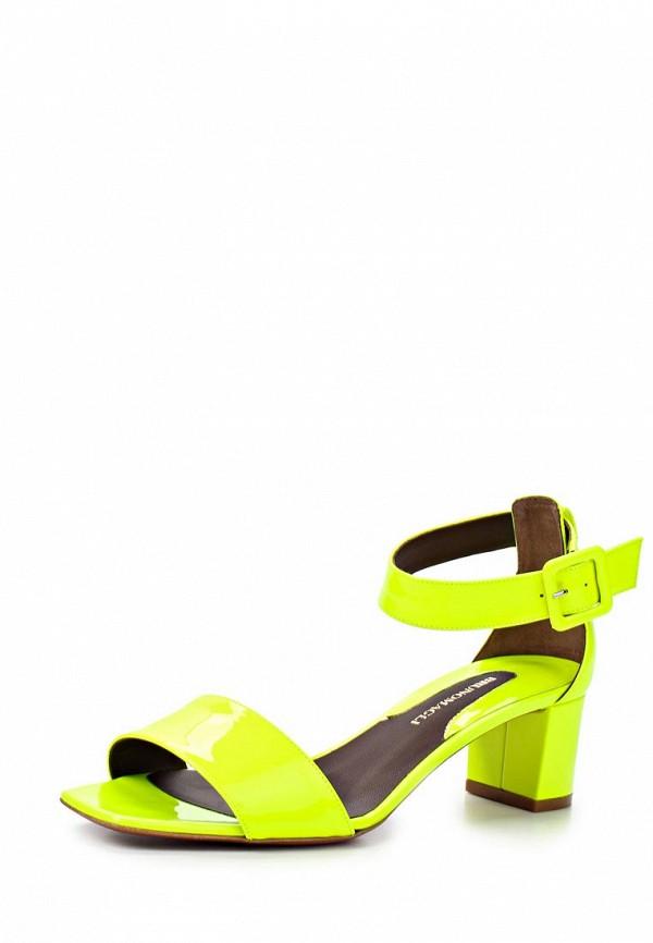 Босоножки на каблуке Bruno Magli DT350423613: изображение 1