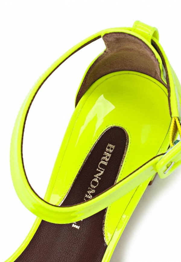Босоножки на каблуке Bruno Magli DT350423613: изображение 15