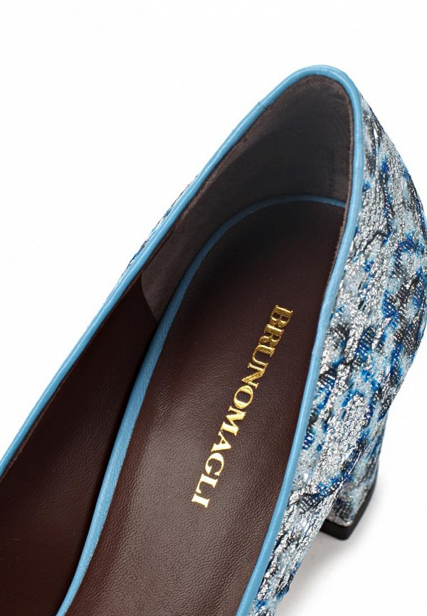 Туфли на каблуке Bruno Magli DT062723462: изображение 14