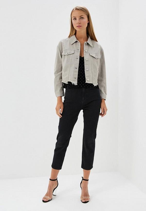 Фото Куртка джинсовая B.Style. Купить с доставкой