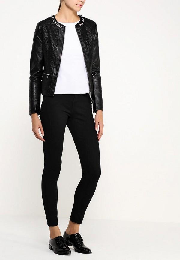 Кожаная куртка B.Style FS5005: изображение 4