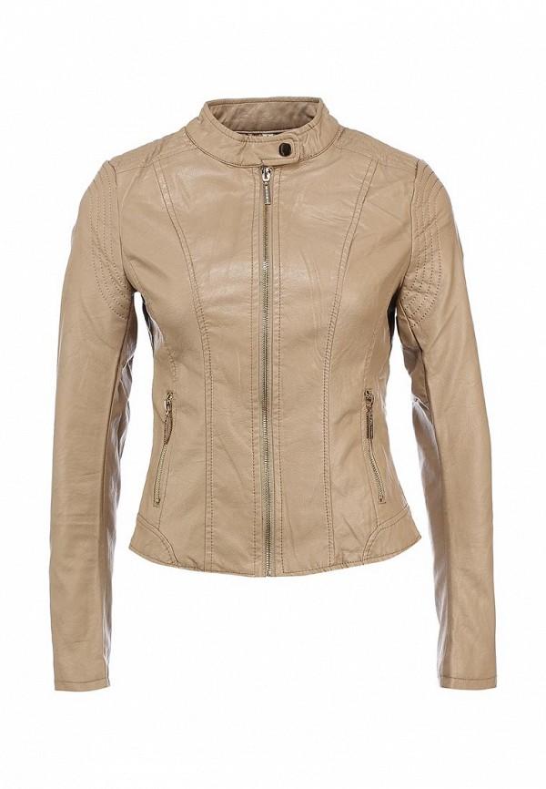Кожаная куртка B.Style I5128: изображение 1