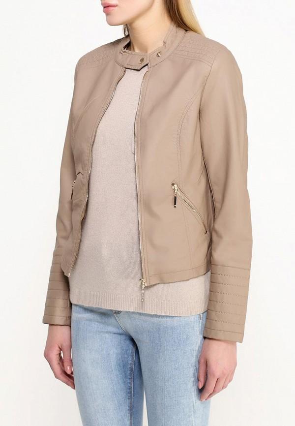 Кожаная куртка B.Style I5128: изображение 4
