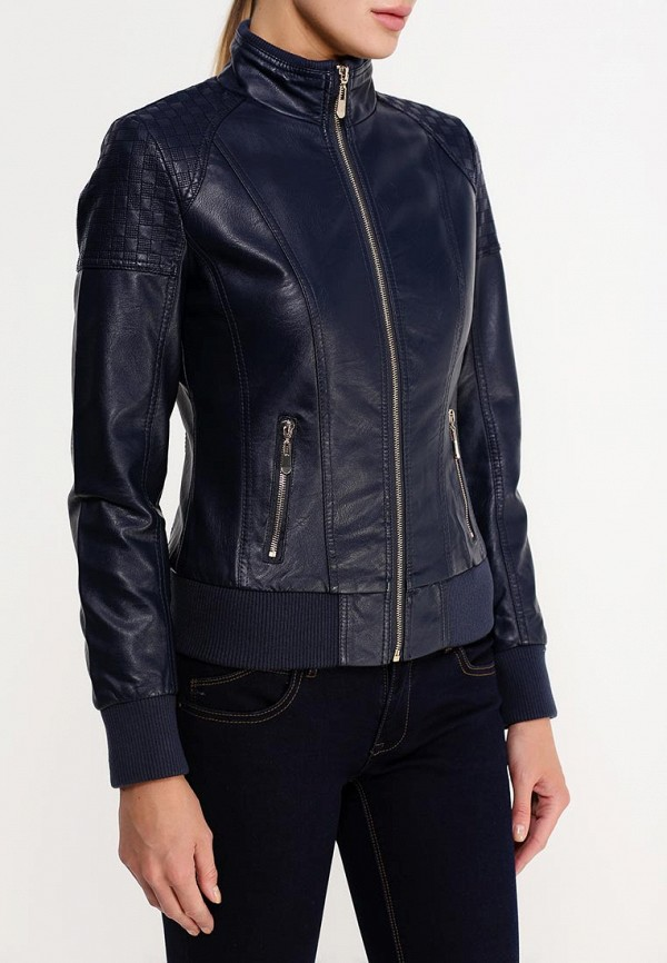 Кожаная куртка B.Style LL-5012: изображение 3
