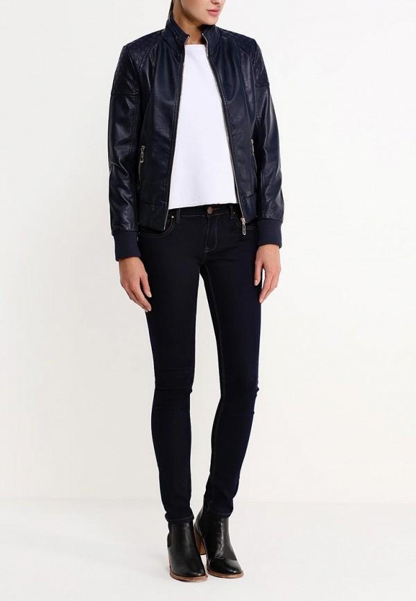 Кожаная куртка B.Style LL-5012: изображение 4