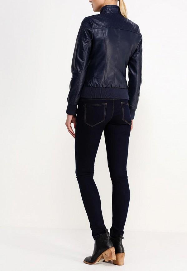 Кожаная куртка B.Style LL-5012: изображение 5
