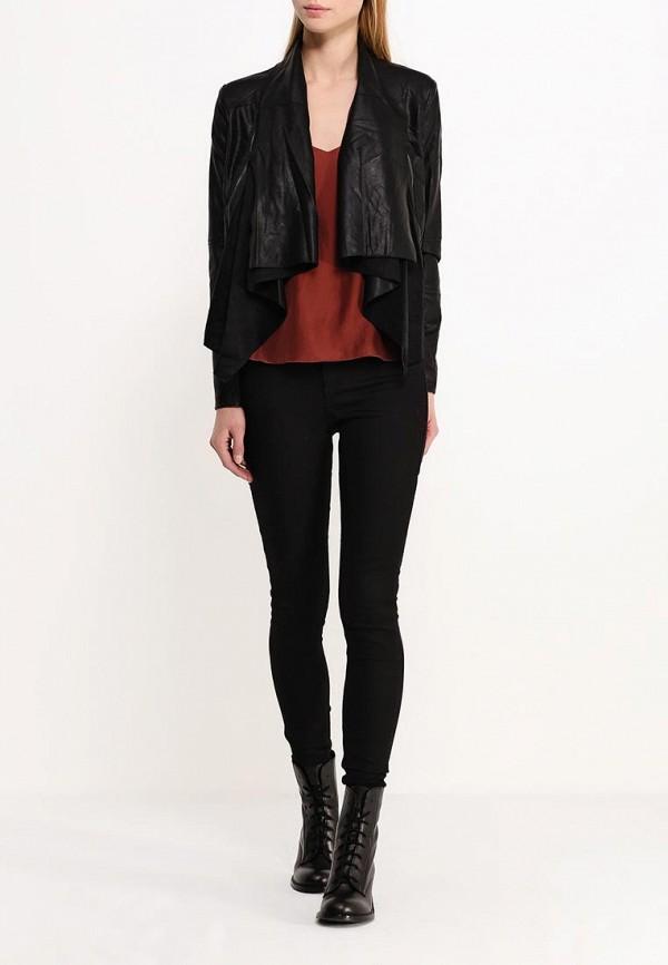 Кожаная куртка B.Style R10-P5173: изображение 2