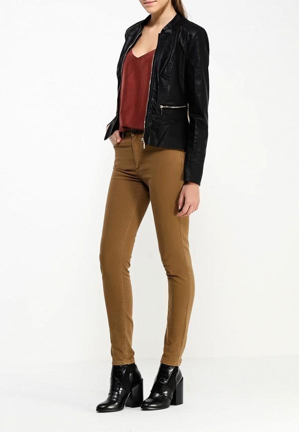 Кожаная куртка B.Style R10-P5176: изображение 2