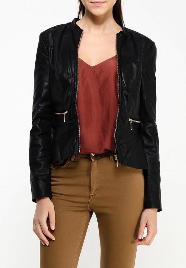 Кожаная куртка B.Style R10-P5176: изображение 3