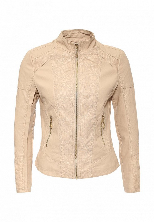 Кожаная куртка B.Style R10-LL5001