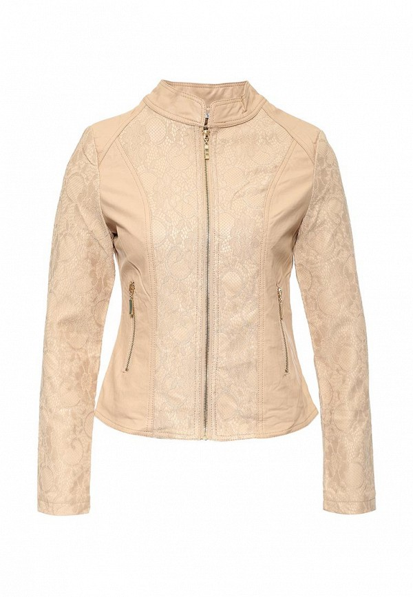 Кожаная куртка B.Style R10-P5136