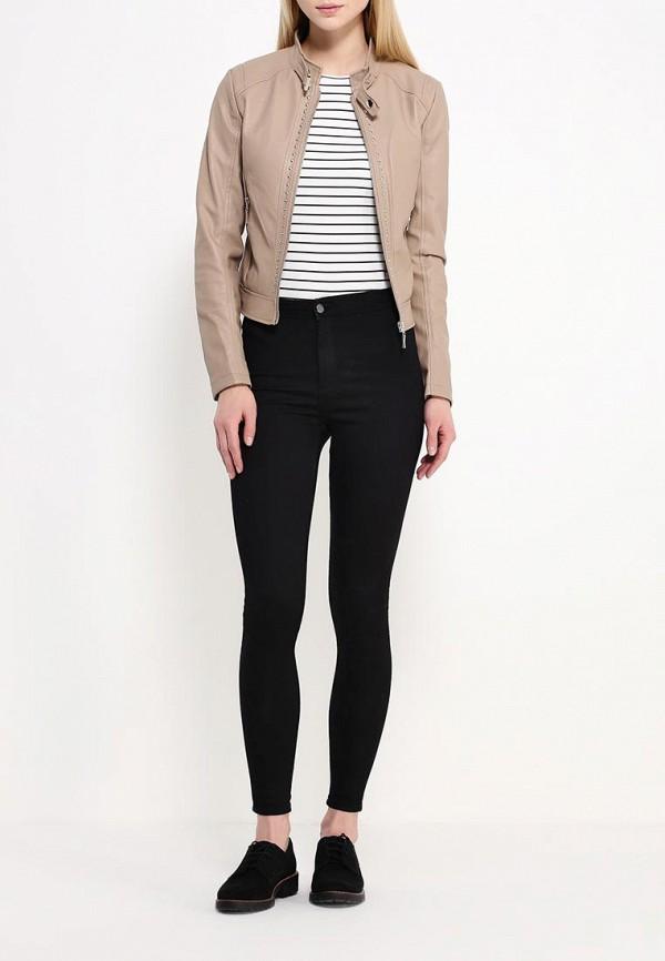 Кожаная куртка B.Style R10-P65002: изображение 2