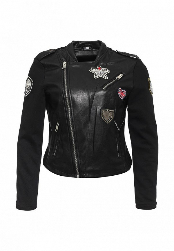 Кожаная куртка B.Style R10-P65003: изображение 1