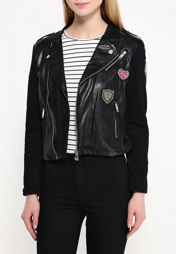 Кожаная куртка B.Style R10-P65003: изображение 3