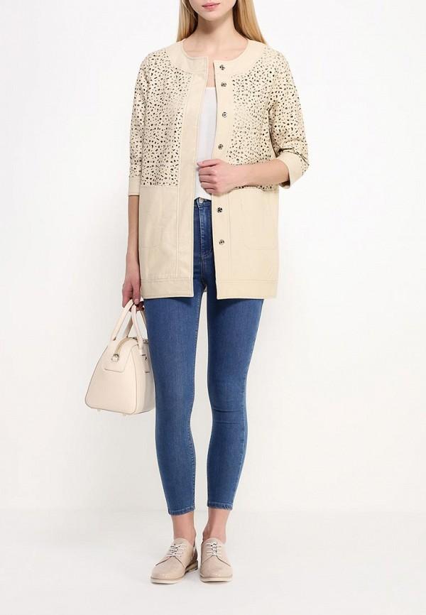 Кожаная куртка B.Style R10-P65006: изображение 2