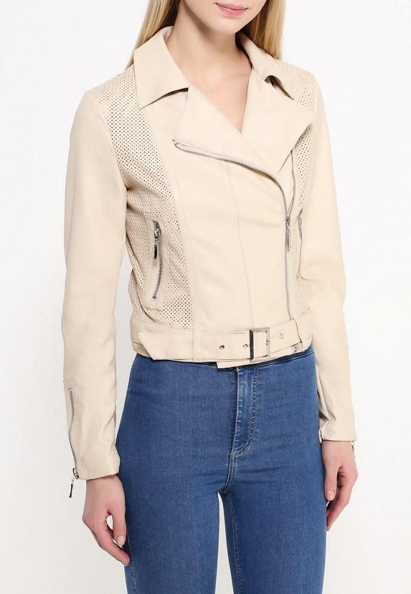 Кожаная куртка B.Style R10-P65007: изображение 3