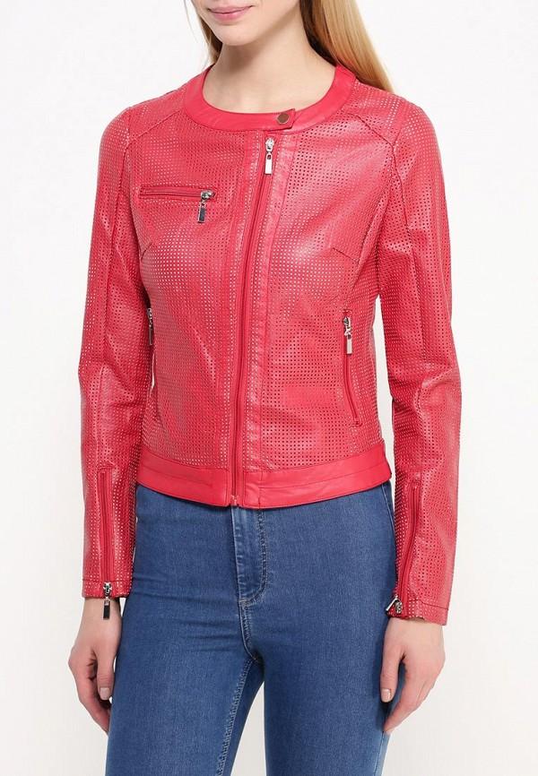 Кожаная куртка B.Style R10-P65008: изображение 3