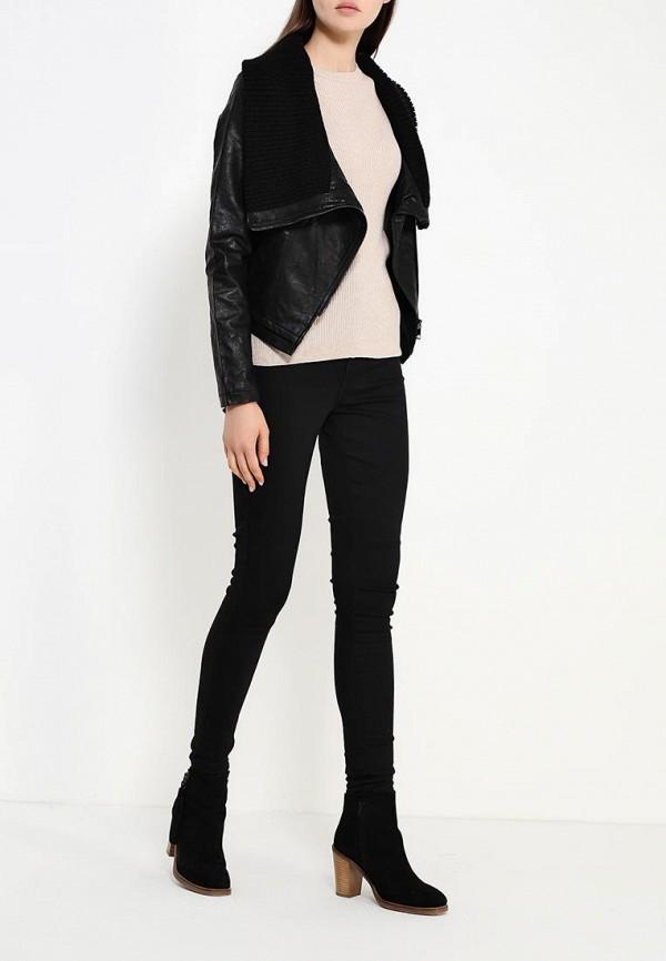 Кожаная куртка B.Style R10-P65011: изображение 2
