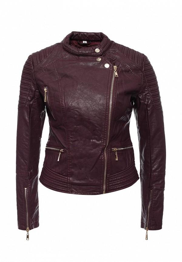 Кожаная куртка B.Style R10-P65012: изображение 1