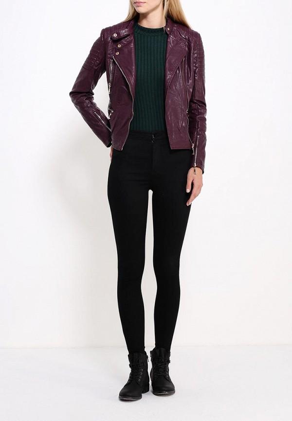 Кожаная куртка B.Style R10-P65012: изображение 2