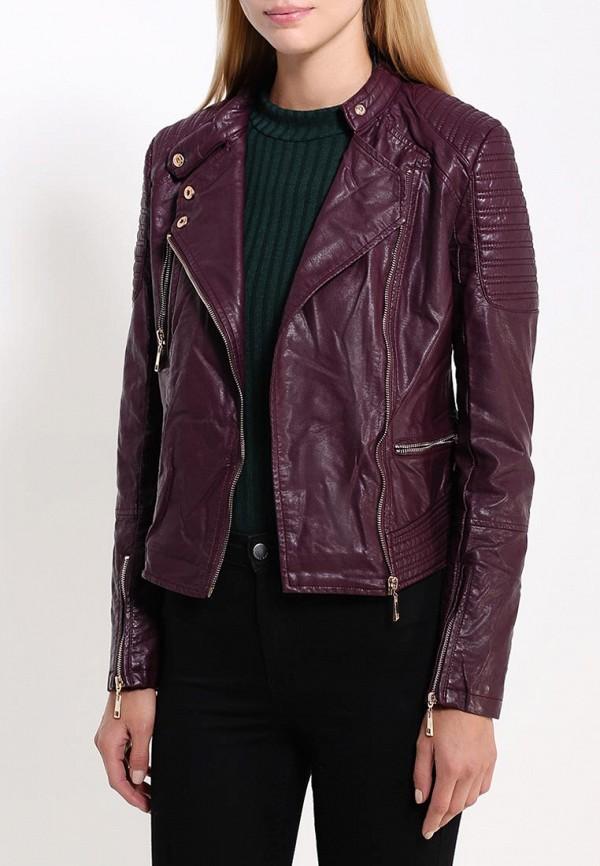 Кожаная куртка B.Style R10-P65012: изображение 3