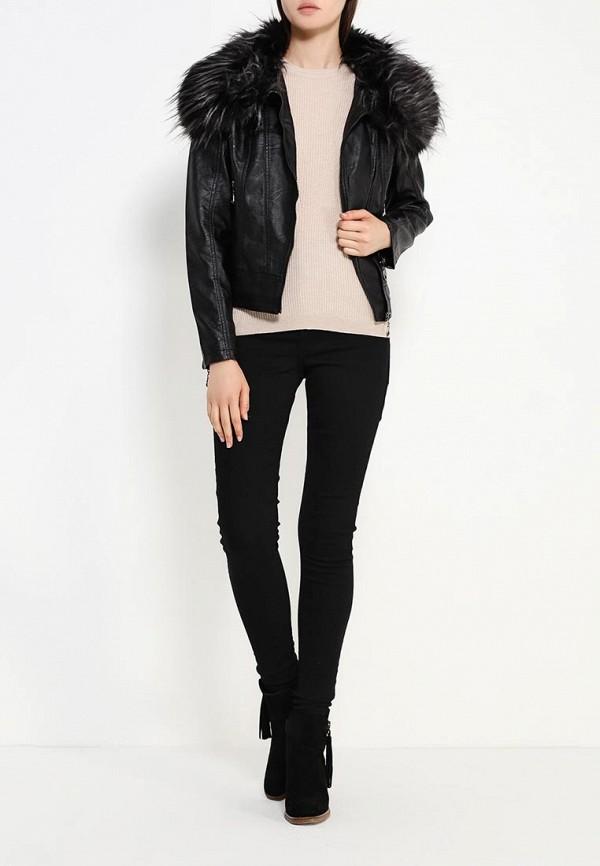 Кожаная куртка B.Style R10-P65017: изображение 2