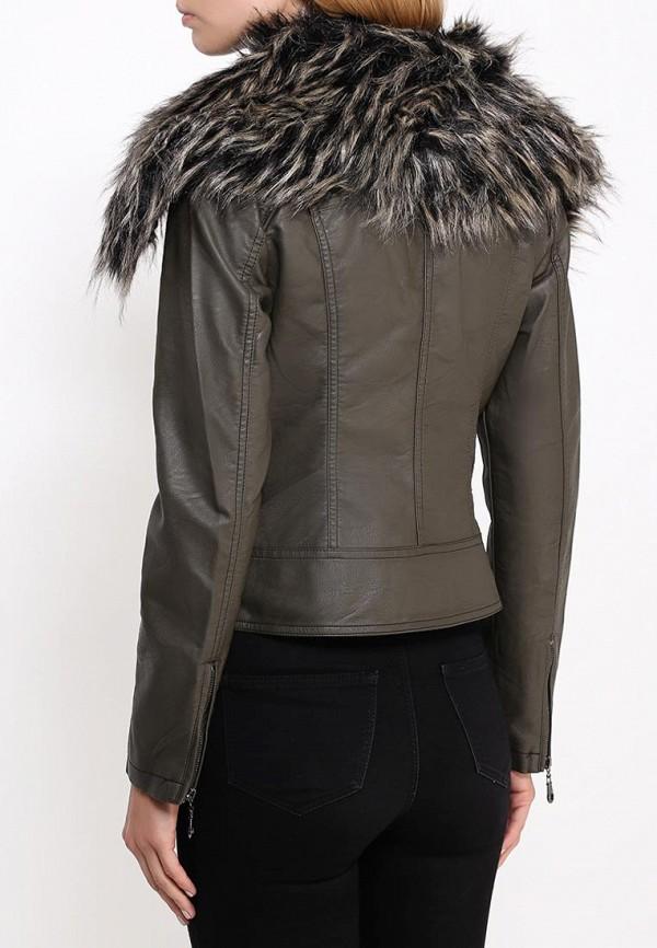 Кожаная куртка B.Style R10-P65017: изображение 4