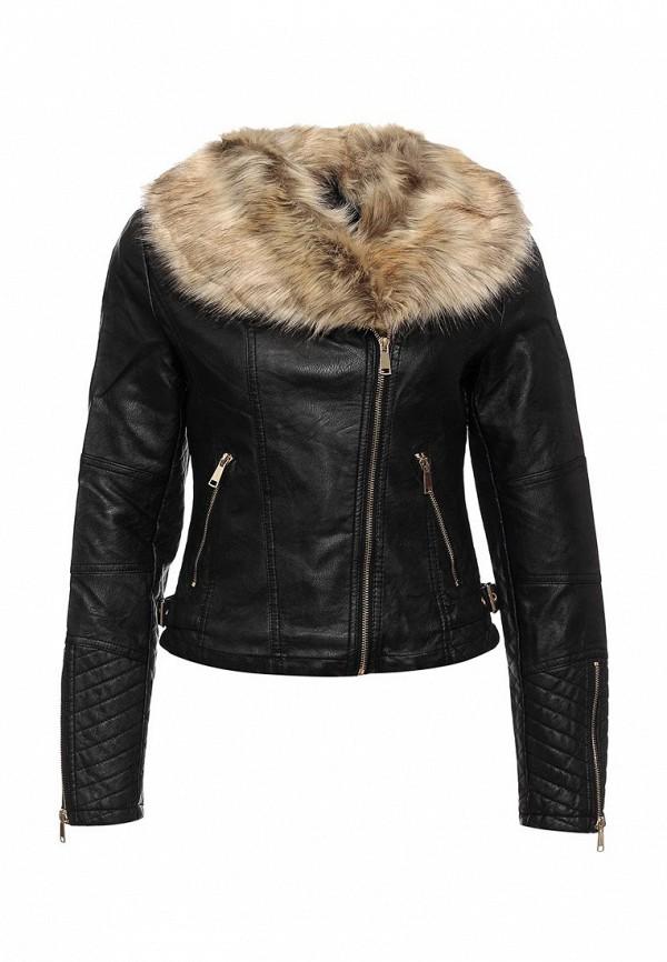 Кожаная куртка B.Style R10-P65019