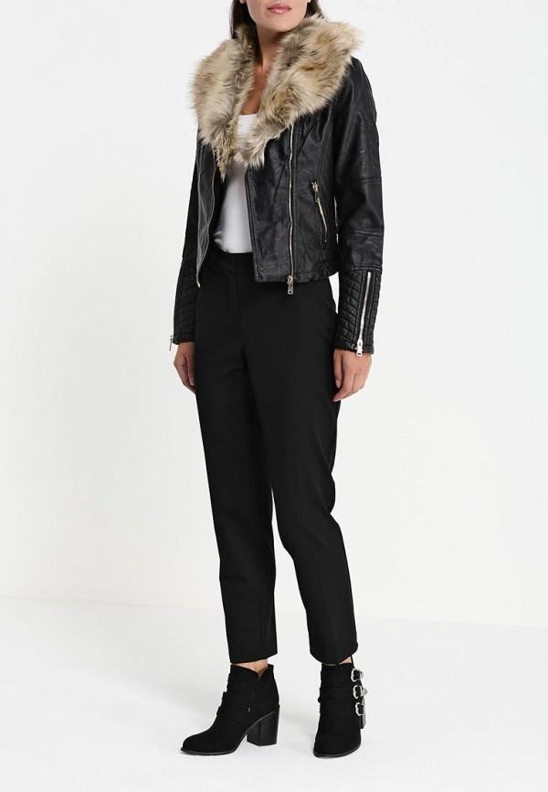 Кожаная куртка B.Style R10-P65019: изображение 2