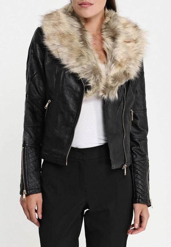 Кожаная куртка B.Style R10-P65019: изображение 3