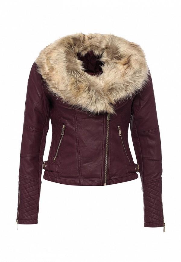 Кожаная куртка B.Style R10-P65019: изображение 1