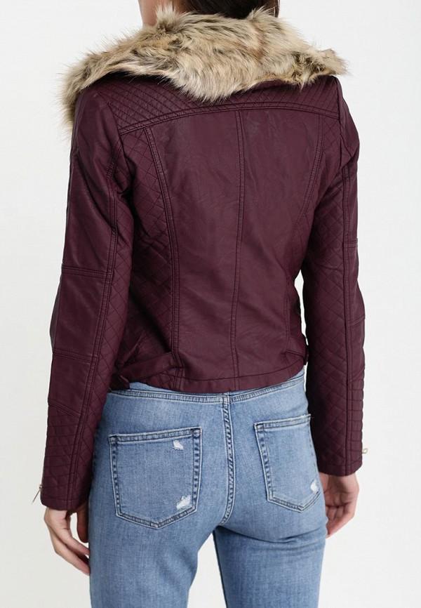 Кожаная куртка B.Style R10-P65019: изображение 4