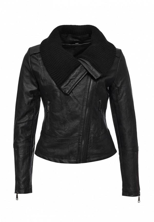 Кожаная куртка B.Style R10-P65020: изображение 1