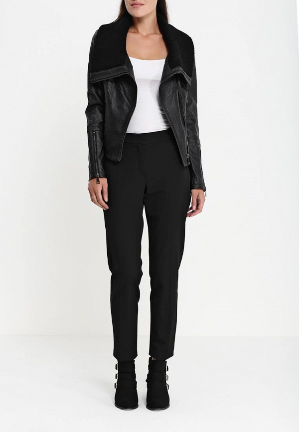 Кожаная куртка B.Style R10-P65020: изображение 2