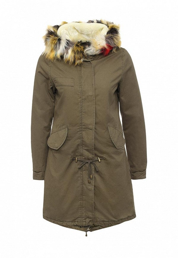 Утепленная куртка B.Style R10-MDL66001: изображение 1