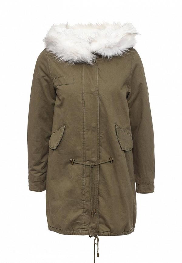Утепленная куртка B.Style R10-MDL66003