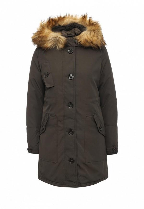 Утепленная куртка B.Style R10-MDL66006
