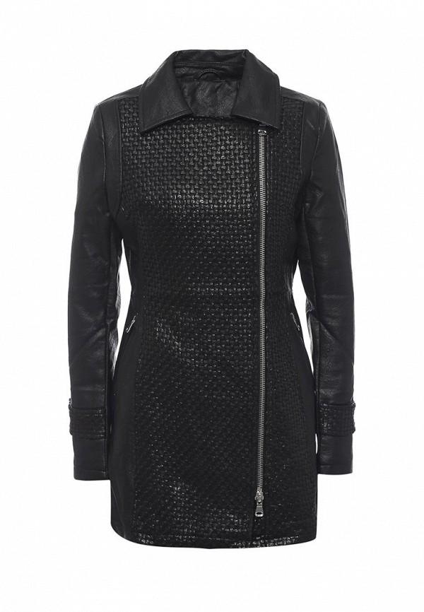 Кожаная куртка B.Style B011-FS5022