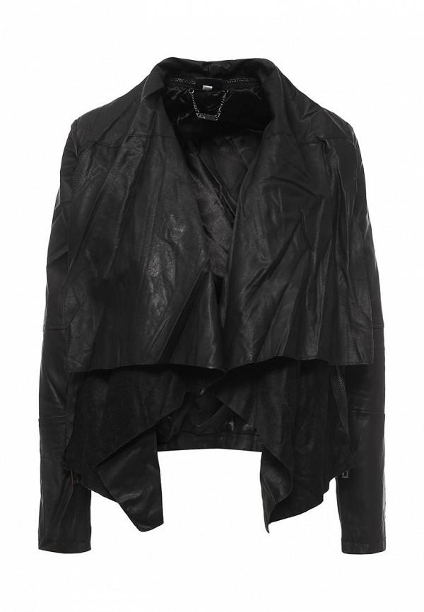 Кожаная куртка B.Style B011-P5173