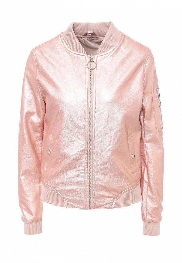 Кожаная куртка B.Style B011-P75005