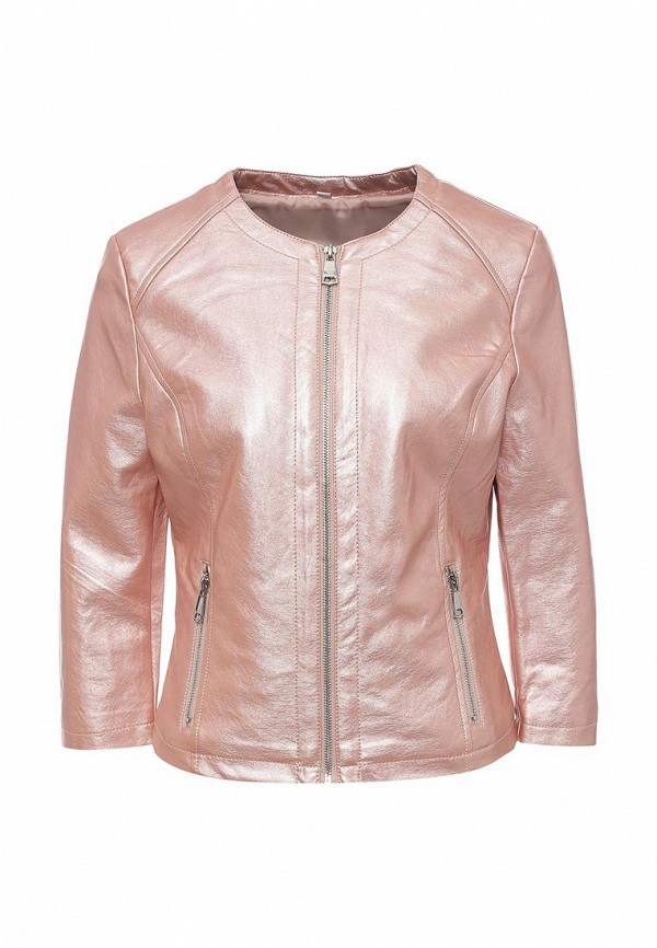 Кожаная куртка B.Style B011-P75017