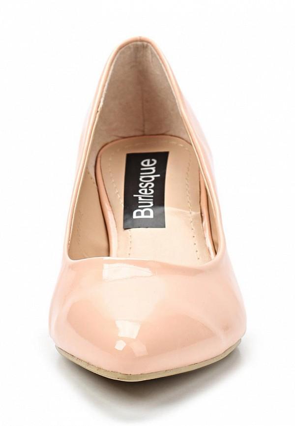 Туфли на каблуке Burlesque A001-10: изображение 6