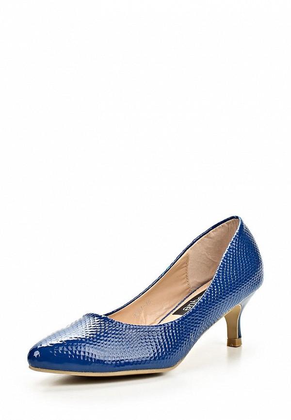 Туфли на каблуке Burlesque A001-12: изображение 1