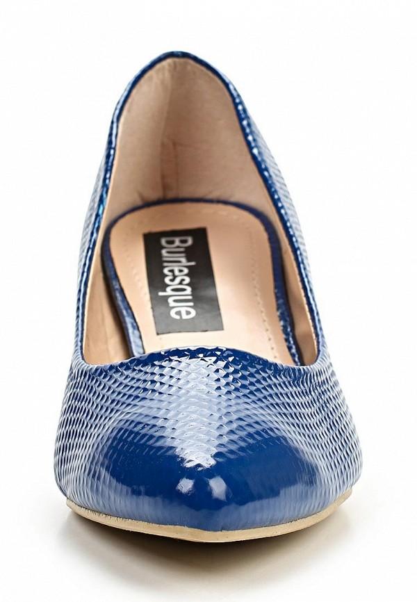 Туфли на каблуке Burlesque A001-12: изображение 3