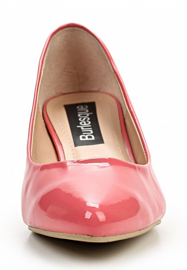 Туфли на каблуке Burlesque A001-9: изображение 3